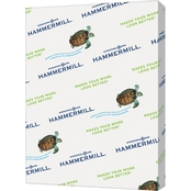 Hammermill 20 Lb. 8 1/2 X 11 In. Recycled Colored Paper, 500 Sheets, Blue