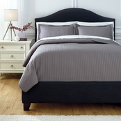 Signature Design by Ashley Contemporary Raleda Coverlet 3 pc. Set