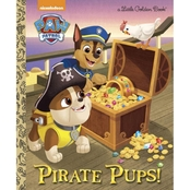 PAW Patrol: Pirate Pups! (Hardcover)