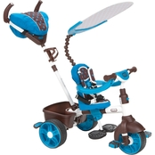 Little Tikes 4-in-1 Sports Edition Trike, Blue