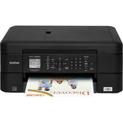 Brother Work Smart Series Color Inkjet All-In-One Printer