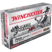 Winchester Deer Season 7mm Rem 140 Gr. Extreme Point Polymer Tip, 20 Rounds