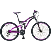 Upland Women's 26 in. Stinger Mountain Bike