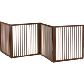 Richell Wooden Room Divider, Large