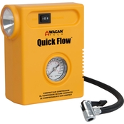 Wagan Corporation Quick Flow Compact Air Compressor