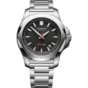 Victorinox Swiss Army Men's I.N.O.X. Stainless Steel 43mm Watch 241723.1