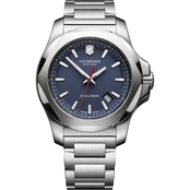 Victorinox Swiss Army Men's I.N.O.X. Stainless Steel 43mm Watch 241724.1