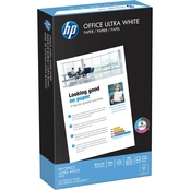 HP Office 8.5 X 14 In. 92 Lb. Ultra White 92 Bright Paper 500 Pk.