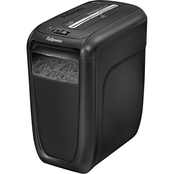 Fellowes Powershred 60Cs Light-Duty Cross-Cut Shredder