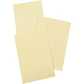 Pacon Cream Manila Drawing Paper, 50 lb., 12 in. x 18 in. 500 Sheet Pack