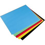 Pacon Colored Four Ply Poster Board, 22 in. x 28 in. Assorted 25 Sheet Pack