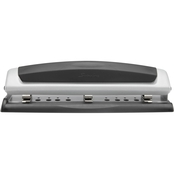 Swingline 10 Sheet Precision Pro Desktop Two and Three Hole Punch, 9/32 in. Holes