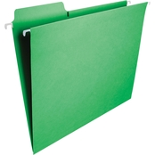 Smead FasTab Hanging File Folders, Letter Size, 20 pk.