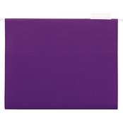 Universal One 1/5 Tab Hanging Letter File Folder 25 pk.
