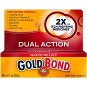 Gold Bond First Aid Anti-Itch Medicated Cream