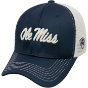 Top of the World NCAA Mississippi Ranger Adjustable Two Tone Cap
