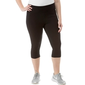 PBX Pro Plus Size Body Shaping Cropped Leggings