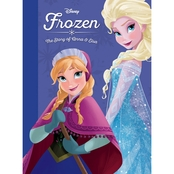 Frozen: The Story of Anna and Elsa (Disney Princess)