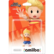 Nintendo Amiibo Figure: Lucas (Super Smash Bros Edition) (Wii U + New 3DS XL)
