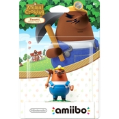 Nintendo Amiibo Figure: Mr. Resetti (Animal Crossing Series) (Wii U + New 3DS XL)