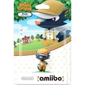 Nintendo Amiibo Figure: Kicks (Animal Crossing Series) (Wii U + New 3DS XL)