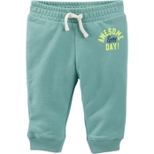 Carter's Infant Boys French Terry Jogger Pants