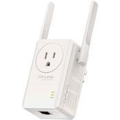 TP-Link TL-WA860RE 300Mbps Wi-Fi Range Extender with AC Passthrough