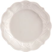 Pioneer Woman Paige 8 in. Salad Plate, White