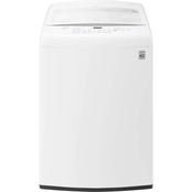 LG Energy Star 4.5 Cu. Ft. Mega Capacity TurboWash Washer