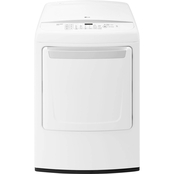 LG 7.3 cu. ft. Electric Ultra Large Capacity Dryer