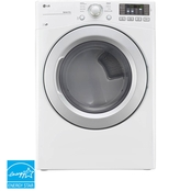 LG 7.4 cu. ft. Electric HE Ultra Large Dryer