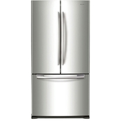 Samsung 33 In. Wide, 18 Cu. Ft. Counter Depth French Door Refrigerator