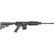 DPMS Oracle 556NATO 16 in. Barrel 10 Rds Rifle Black