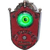 Gemmy Animated Eyeball Doorbell