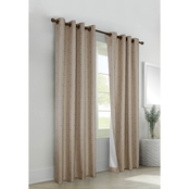 Commonwealth Home Fashions Highgate Grommet Top Drapery Curtain Panel