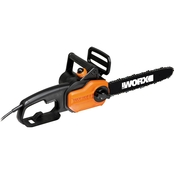 Worx 14 In. Electric Chainsaw, 8 Amp