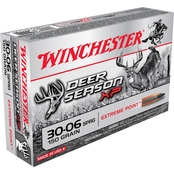 Winchester Deer Season .30-06 150 Gr. Extreme Point Polymer Tip, 20 Rounds