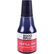 2000 Plus Ink for Self Inking and Traditional Stamps
