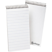 Ampad Earthwise Recycled Reporter's Notebook, Pitman Rule, 70 Sheets