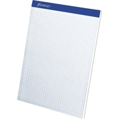 Ampad Quadrille Double Sheet Pad, 100 Sheets