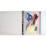 Angler's Zip-All Ring Binder Pocket, 8 1/2 In. x 11 In.