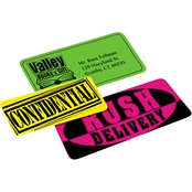 Avery High Visibility Laser 2 x 4 in. Label 150 Pk.