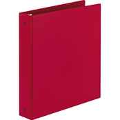 Avery Economy Non-View 1 1/2 in. Capacity 11 in. x 8 1/2 in. Round Ring Binder