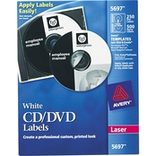 Avery CD Label 250 Pk.