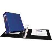 Avery Economy Non-View 3 in. Binder with Round Rings