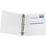 Avery Showcase Economy View Binder with 2 In. Round Rings
