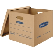 Bankers Box SmoothMove Classic 18 x 15 x 14 In. Moving & Storage Boxes 8 Pk.
