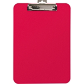 Baumgartens Mobile OPS Unbreakable Recycled 1/4 In. Capacity Clipboard