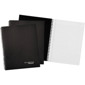 Cambridge Limited Wirebound Business Notebook Plus 3 Pack