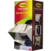 Command Poster Strips 100 pk.